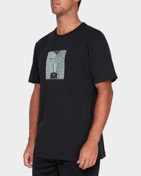 0 Va Faces T-Shirt  R182057 RVCA