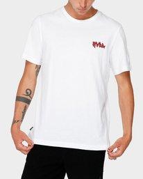 0 RVCA Creatures T-Shirt  R182069 RVCA