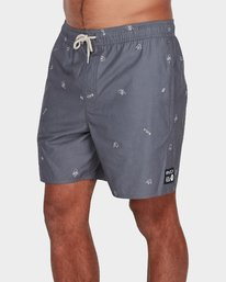 0 Andrew Pommier Elastic Trunk  R182412 RVCA