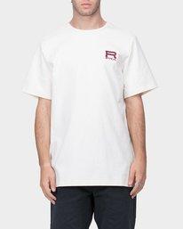 0 Prime Lynes T-Shirt  R183045 RVCA