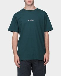 0 Black Hats T-Shirt  R183049 RVCA
