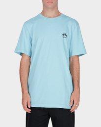 0 Oblow Roses T-Shirt  R184043 RVCA