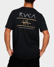 0 Split Decision T-Shirt  R191047 RVCA
