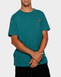 0 Mel G Flowers T-Shirt  R191061 RVCA