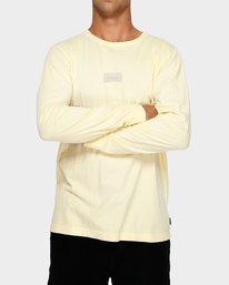 0 Focus 2.0 Long Sleeve T-Shirt  R191091 RVCA