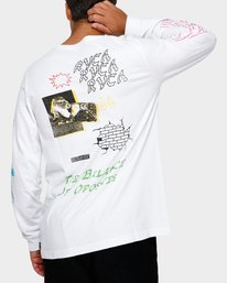 0 Tv Dinner Long Sleeve T-Shirt  R191092 RVCA