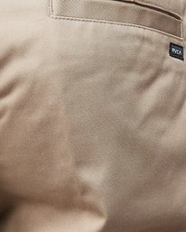 5 Recession | Americana Relaxed Fit Chino Pants Beige R191271 RVCA