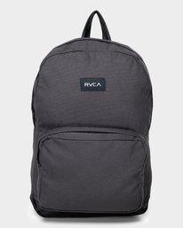 0 RVCA Focus Backpack Black R191451 RVCA