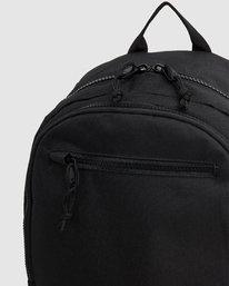 5 Rvca Down The Line Backpack Black R192451 RVCA