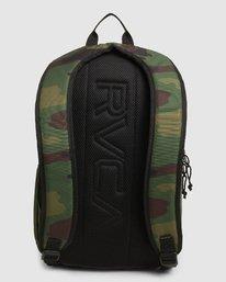 2 Rvca Down The Line Backpack Camo R192451 RVCA