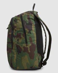 1 Rvca Down The Line Backpack Camo R192451 RVCA