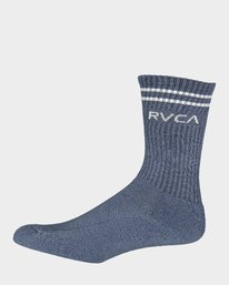 0 Union Sock 5 Pack  R192601 RVCA