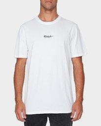 0 Snakes & Daggers Short Sleeve T-Shirt  R193047 RVCA
