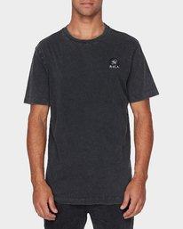 0 Eternal Struggle Short Sleeve T-Shirt  R193057 RVCA