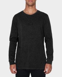 0 Focus Long Sleeve T-Shirt  R193091 RVCA