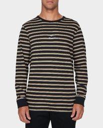 0 Slasher Long Sleeve T-Shirt  R193096 RVCA