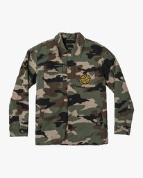 Ben Vemon Camo - Jacket for Women  R1JKRBRVW9