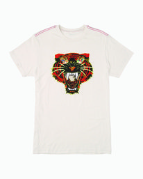 0 Ben Venom Night Lurker - T-Shirt for Men White R1SSRARVW9 RVCA