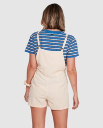 3 The Dot Shorty Beige R206761 RVCA