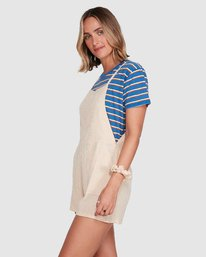 2 The Dot Shorty Beige R206761 RVCA