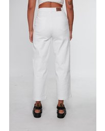 7 Fresh Prince Pants White R207277 RVCA
