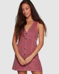 0 Plush Faithless Dress Purple R207760 RVCA