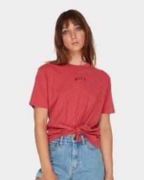 0 Crud Tie T-Shirt  R281694 RVCA