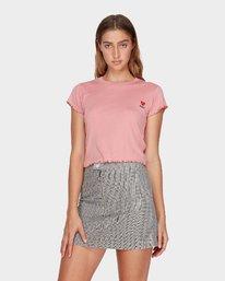 0 Bizness Mini Skirt Black R282831 RVCA