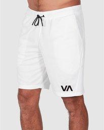 0 Va Mesh Short White R305311 RVCA
