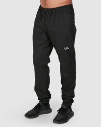0 SPECTRUM CUFFED PANTS Black R307276 RVCA