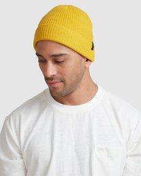 0 DAYSHIFT BEANIE III Yellow R317574 RVCA