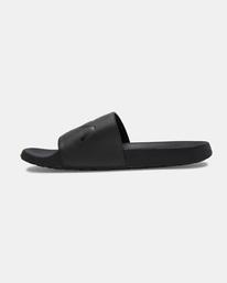 2 RVCA Sport Slide Black R317610 RVCA