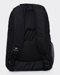 2 RVCA Pack IV Backpack Black R332452 RVCA