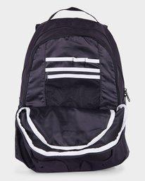 3 RVCA Pack IV Backpack Black R332452 RVCA