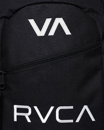 4 RVCA Pack IV Backpack Black R332452 RVCA