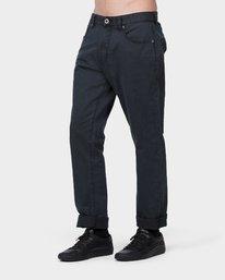 0 Daggers Twill Pants Black R343271 RVCA