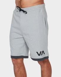 0 VA Sport Shorts II 20 inch Grey R371313 RVCA