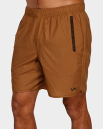 0 Yogger IIl Shorts Orange R371314 RVCA