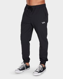 0 VA Tech Pant Black R381275 RVCA