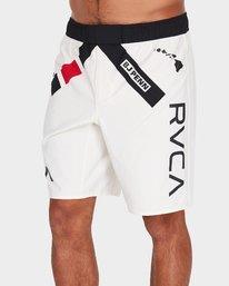 0 Bj Legend Short White R381321 RVCA