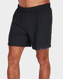 "0 Va Tech Short 16"" Shorts Black R381326 RVCA"