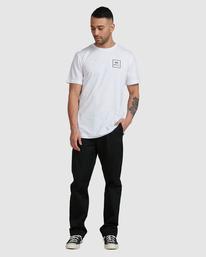 4 Weekend Stretch Pants Black R383273 RVCA