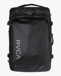 0 Zak Noyle Camera Duffel Bag Black R391459 RVCA