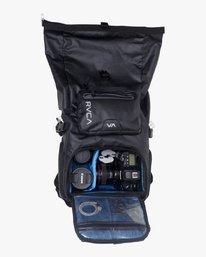 6 ZAK NOYLE CAMERA BAG II Black R391460 RVCA