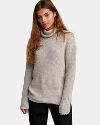 Kevin Spanky Roll It Knit - Jumper for Women  R3JPRBRVW9