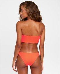 0 Flash Medium Bikini Bottoms Pink R408817 RVCA