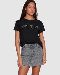 0 Siena Skirt Grey R491833 RVCA
