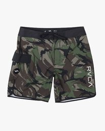 "0 Eastern Trunk 18"" - Board Shorts for Men  S1BSRBRVP0 RVCA"