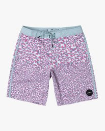 "Arroyo Trunk 19"" - Printed Board Shorts for Men  S1BSRGRVP0"