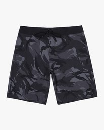 0 VA Trunk Print - Board Shorts for Men Black S1BSRJRVP0 RVCA